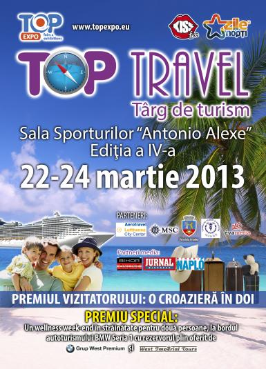 poze targul de tursim top travel 2013