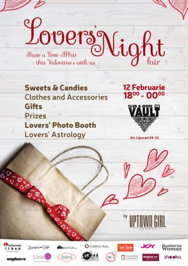 poze targul uptown girl lovers night edition in club vault