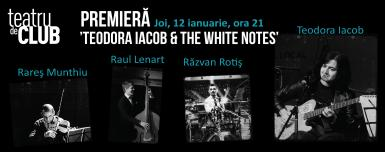 poze teatru de club premiera teodora iacob the white notes