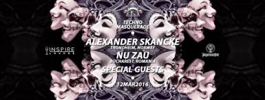 poze techno masquarade x 12 march 2016