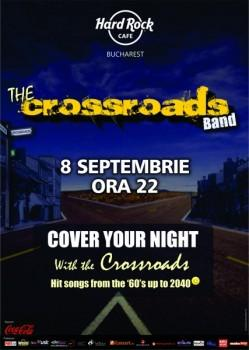 poze the crossroads band in hard rock cafe