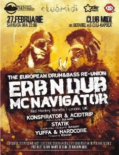 poze the european drum bass re union in club midi din cluj