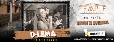 poze the f live series with d lema friday on 13th january