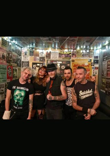 poze the mahones 30 years of irish punk live