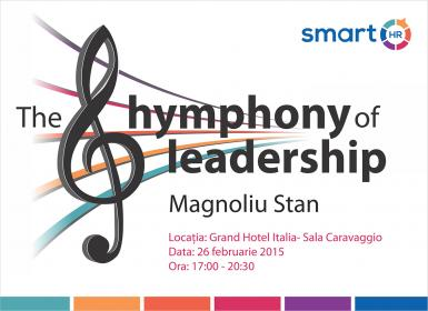 poze the symphony of leadership