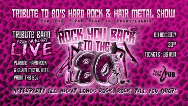 poze tribute to 80 s hard rock hair metal show