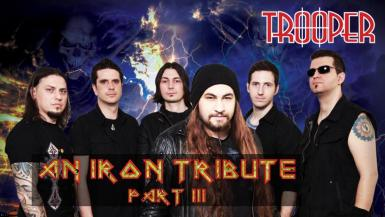 poze trooper an iron tribute la oradea