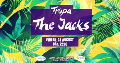 poze trupa the jacks live la barrels pub