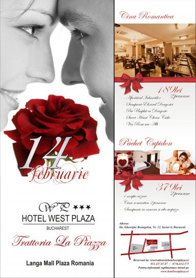 poze valentine s day west plaza hotel