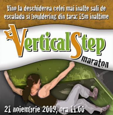 poze vertical step maraton