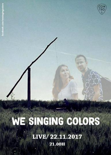 poze we singing colors concert live