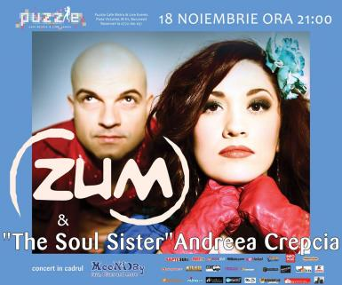 poze zum the soul sister andreea crepcia moonday jazz blues