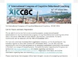 1st international congress of cognitive behavioral coaching icc