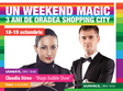 3 ani de magie si fun for you cu oradea shopping city