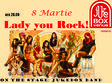 8 martie lady you rock concert jukebox band