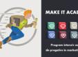 Bucuresti, Sâmbătă 2 Februarie - Sâmbătă 16 Februarie, Academia de Marketing Digital Make It Academy Feb-Apr 2019