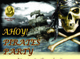ahoy pirates party shakespeare bar