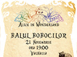 alice in wonderland mad tea party balul bobocilor de la psih