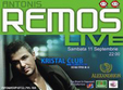 antonis remos in kristal glam club din bucuresti