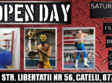 antrenament gratuit de professional wrestling si open day