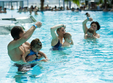 aqua gym mother baby la therme bucuresti