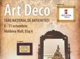 art deco targ national de antichitati