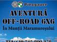 Viseu de sus, Marți 28 Iulie - Duminică 9 August, AVENTURÃ  OFF-ROAD 6X6 - În Munții Maramureșului