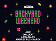 backyard weekend 2015