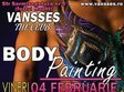 body painting party vansses