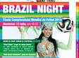 brazil night la oradea shopping city