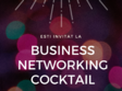 business networking cocktail 2016