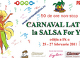 carnavalul latino la discoteca salsa for you
