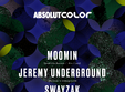 color presents moomin jeremy underground swayzak personne