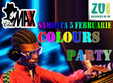 colours party in club maxx