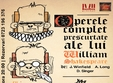 comedia operele complet prescurtate ale lui william shakespeare