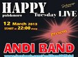 concert andi band in happy