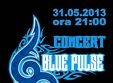 concert blue pulse in ageless club