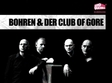 concert bohren der club of gore in bucuresti
