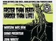 concert faster than death harder than life la cluj