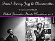 concert french swing jazz chansonettes
