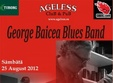 concert george baicea electric blues in ageless club