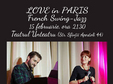 concert love in paris french swing jazz