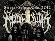 concert marduk si immolation la bucuresti