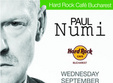 concert paul numi si karaoke in hard rock cafe bucuresti