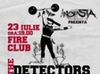 concert punk in fire club din bucuresti