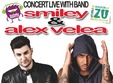 concert smiley alex velea with live band 17 aprilie