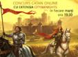 Bucuresti, Marți 14 Iulie - Marți 28 Iulie, Concurs de Catan cu extensia City&Knights Online