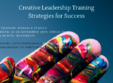 creative leadership training