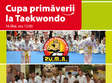 cupa primaverii la taekwon do