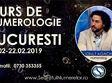Bucuresti, Luni 18 Februarie - Vineri 22 Februarie, Curs de Numerologie – februarie 2019 - București